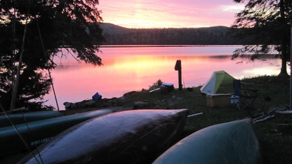 Favorite Photo From May Allagash River Canoe Trip