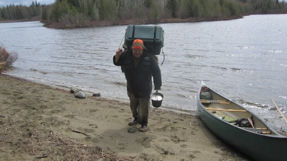 Wilderness Canoe Expedition Semester 2012 | JMBP-E04