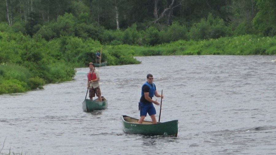 Riverman Course Wrap-Up: Rains And Floods
