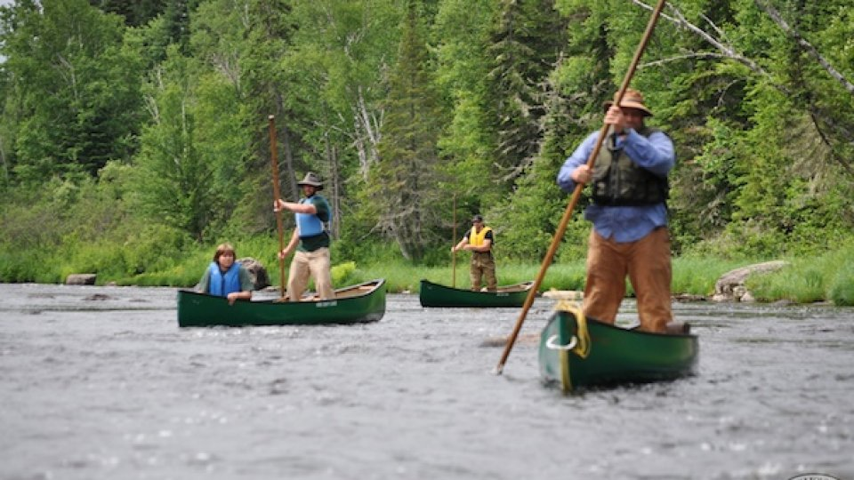 Physical Training For Canoe Expedition
