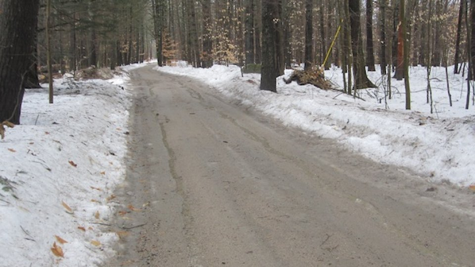 Private Roads And Mud Season