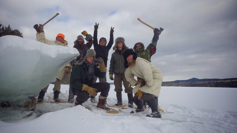 Boreal Snowshoe Expedition 2014 Videos