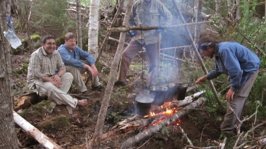 Wild Food Intensive and Solo courses cancelled for summer, 2014