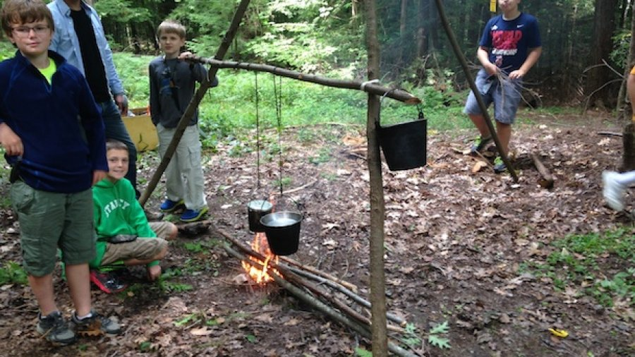 Bushcraft Kids Overnight Camp & Edible Wild Plant Class Reviews