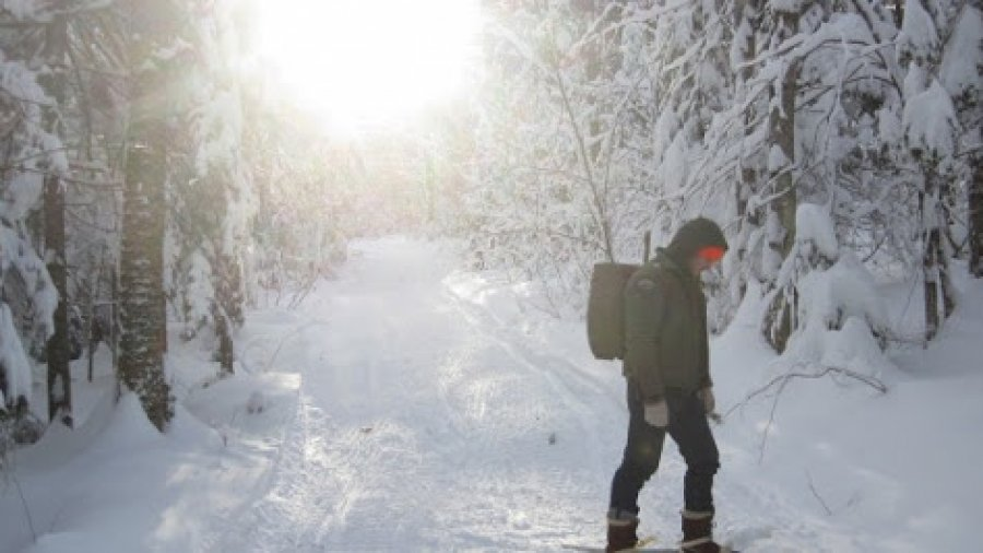 Winter survival and preparedness article by Jonathan Olivier, in which we're quoted heavily