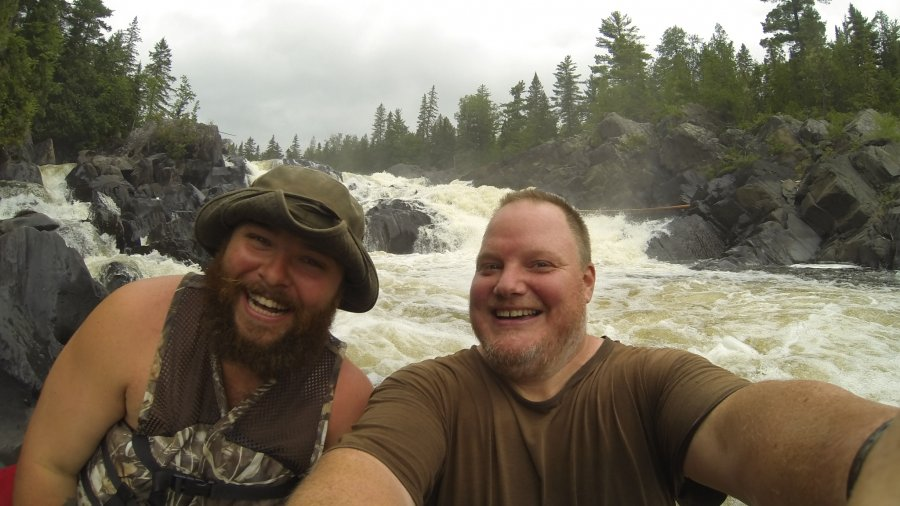 WCES '14 Video 8: Allagash Falls