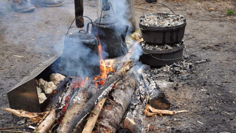 Campfire Cooking Class Tomorrow Night