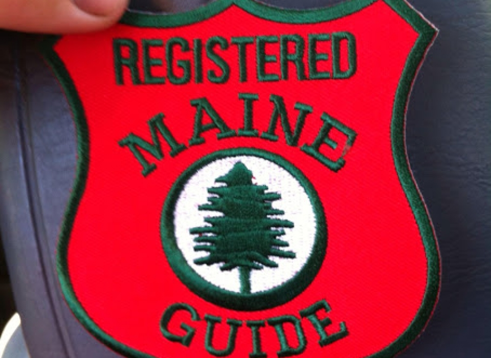 Congratulations To Colin Clifford, Maine's Newest Registered Guide
