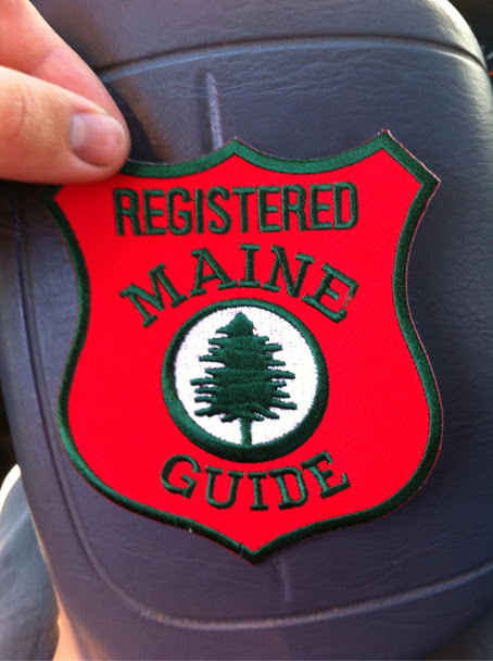 Congratulations To Maine's Newest Registered Guide, John Nindl