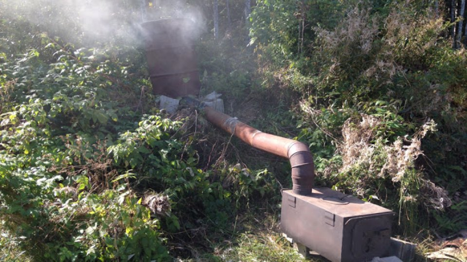 Firing up the smoker this afternoon