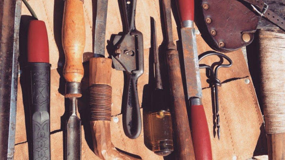 Bushcraft Tool Kit