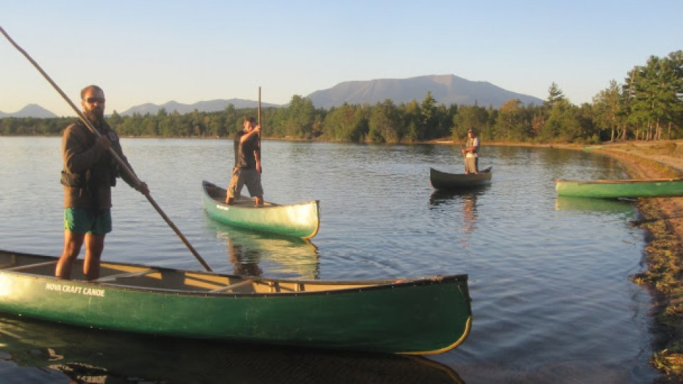 2016 Wilderness Canoe Expedition Semester: School To Sea