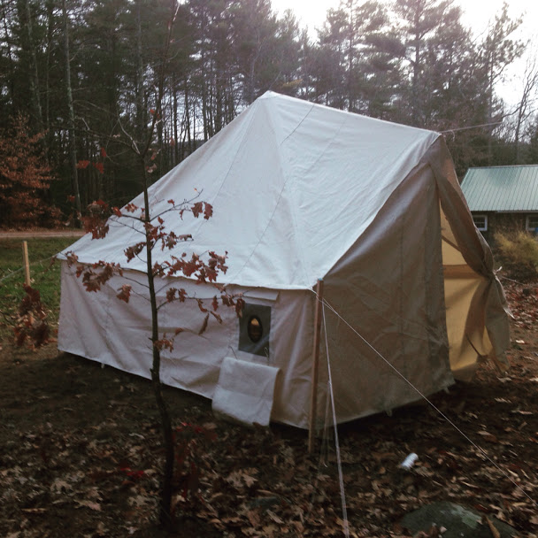 Jack Mountain Expedition Tent