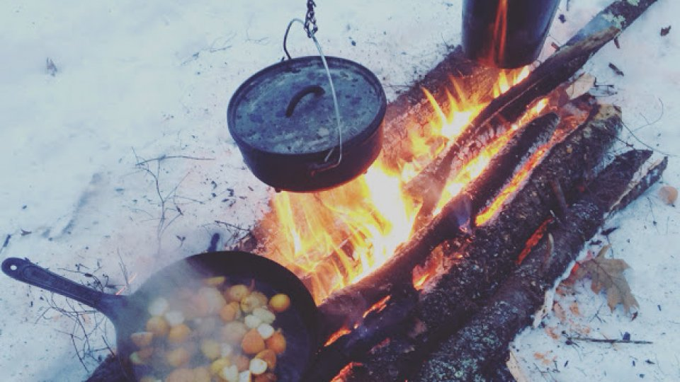 Campfire Cooking Class July 6th To Feature Derek Faria