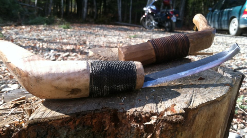 Yup, Another Knife Blog