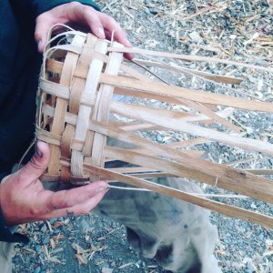 Making A Basket