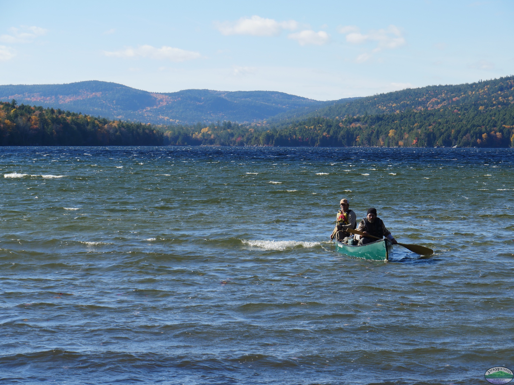 Paddling With A Brisk Tailwind post image