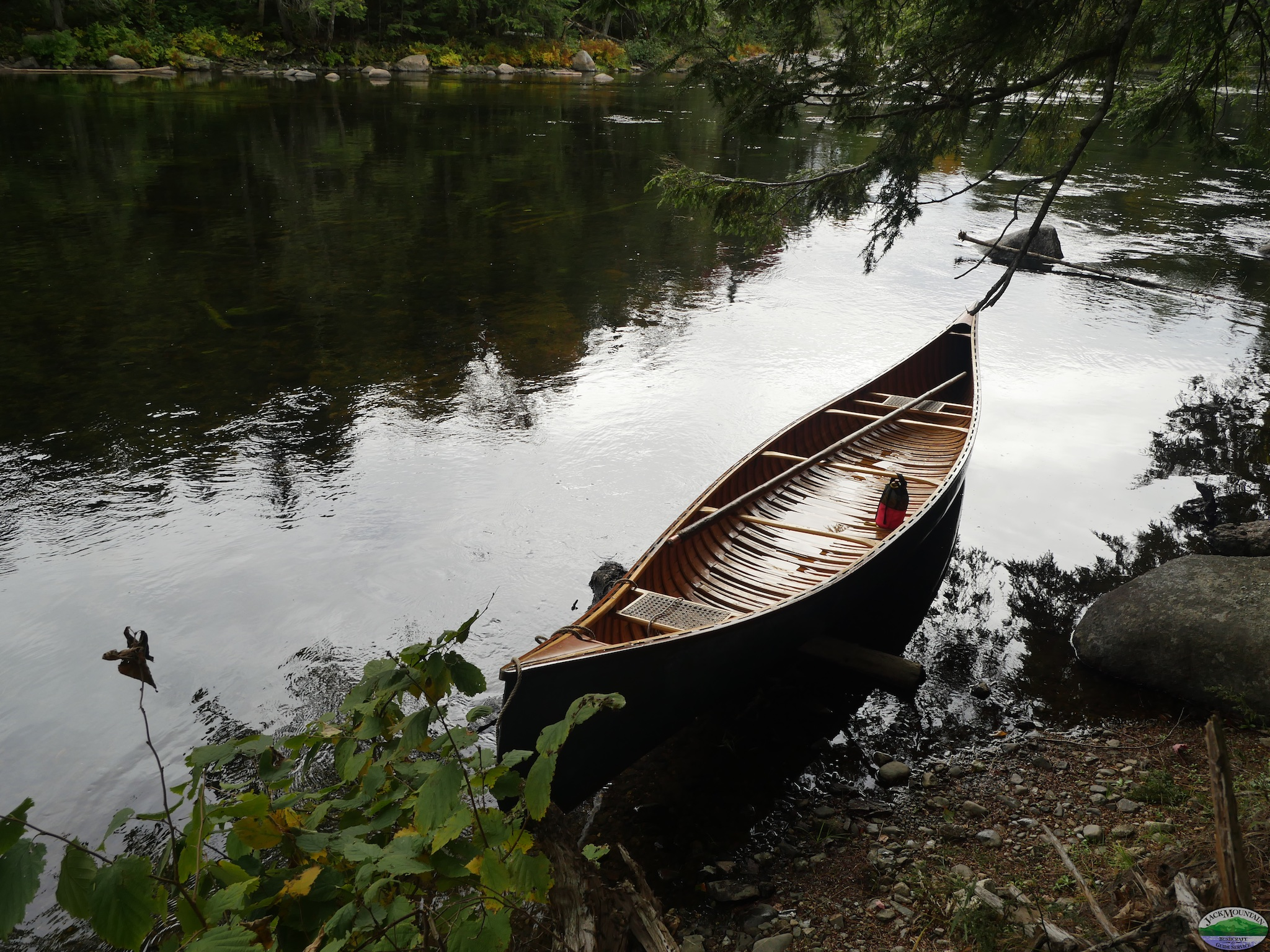 Canoe In The River post image