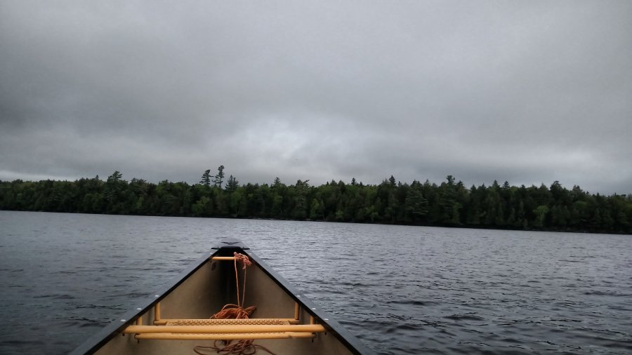 "Aroostook River Trip Part Two. (Or ""my hands hurt"")"