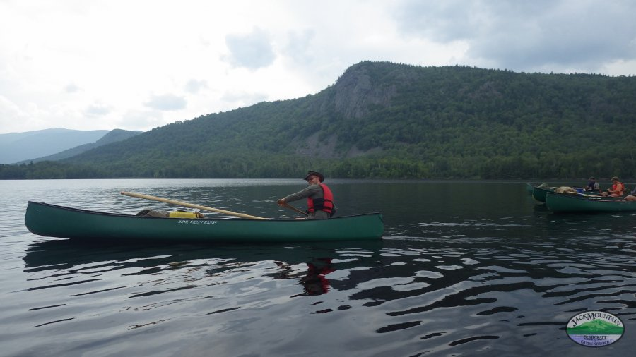 Wilderness Canoe Expedition Semester On Grand Lake Mattagammon