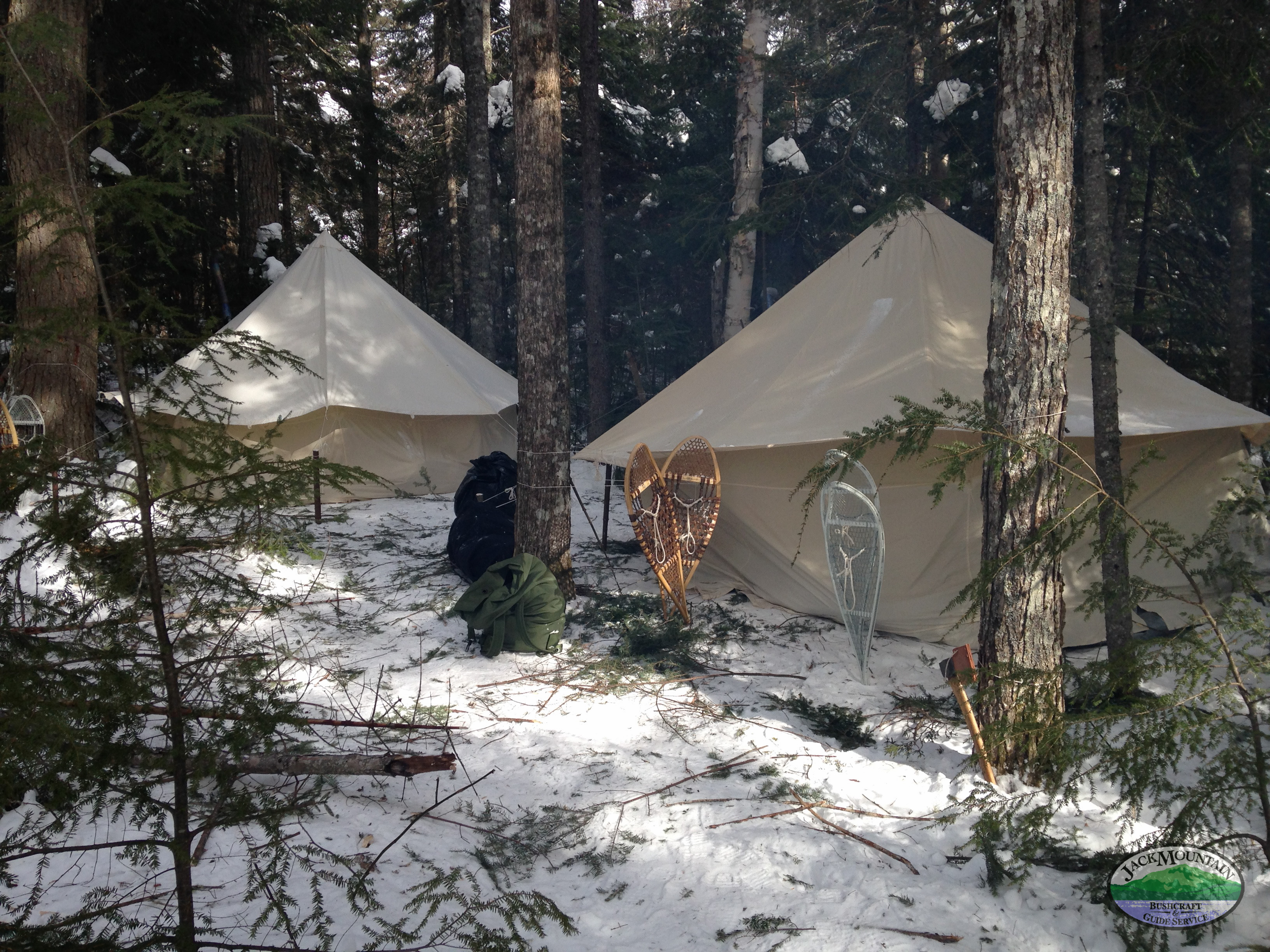 July Heatwave Brings Thoughts Of 2019 Snowshoe Expeditions