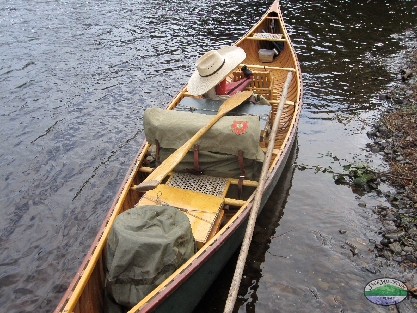 Traditional Maine Canoeing | JMB Podcast Episode 38