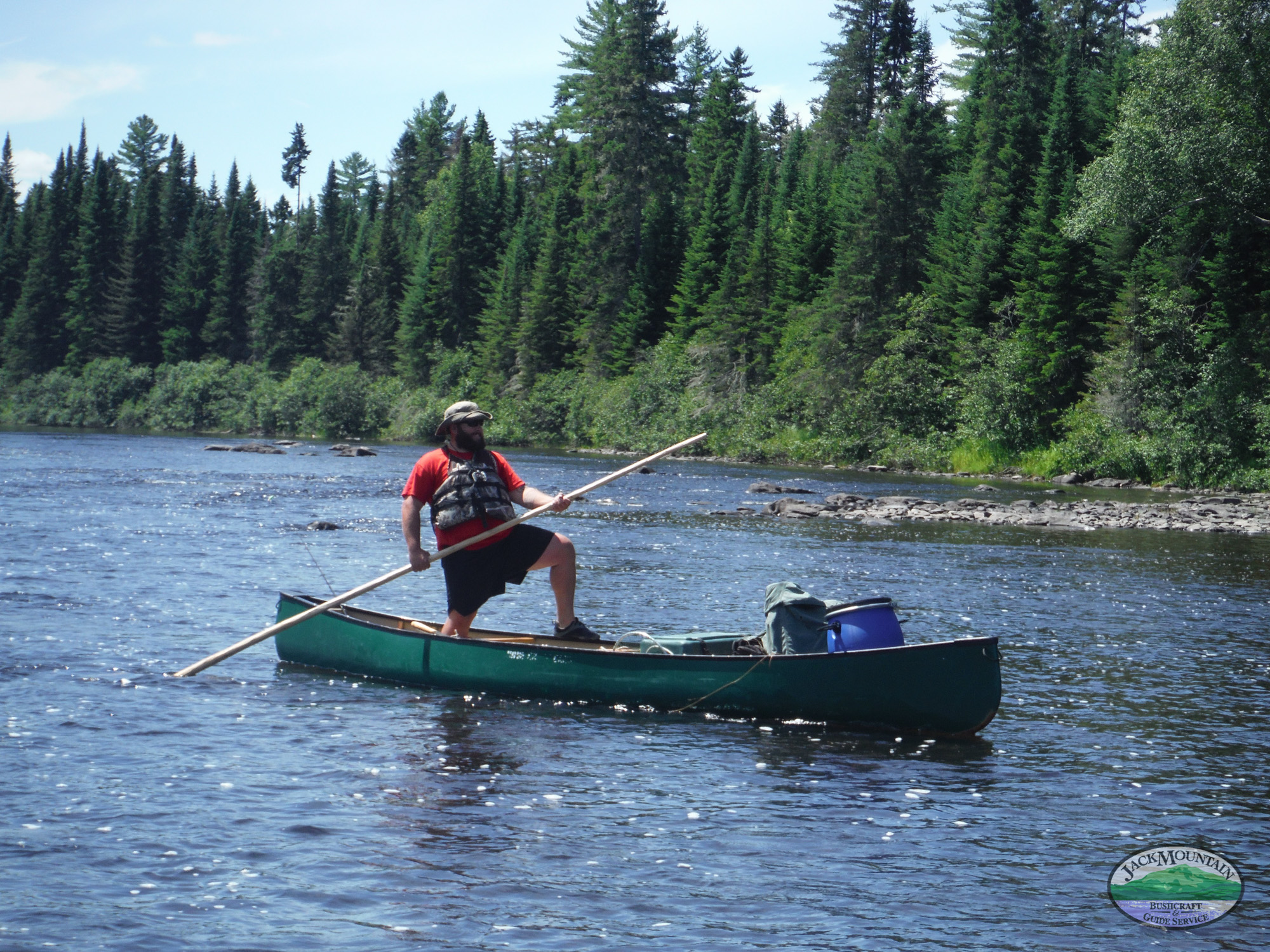 Recommended Kit For Dry Storage On Canoe Trips