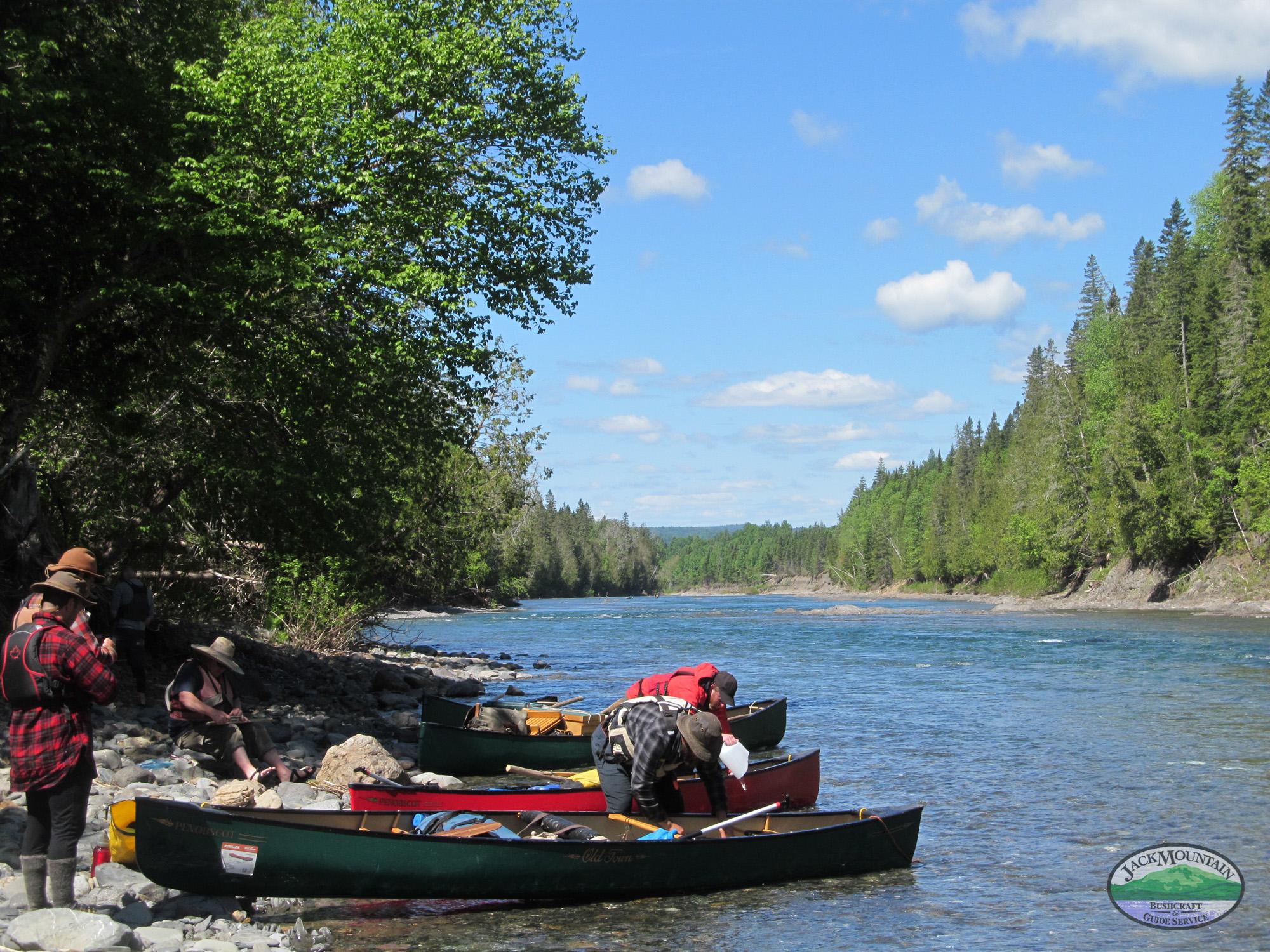 JMB Vlog 6-21-18 | Bonaventure River Canoe Trip
