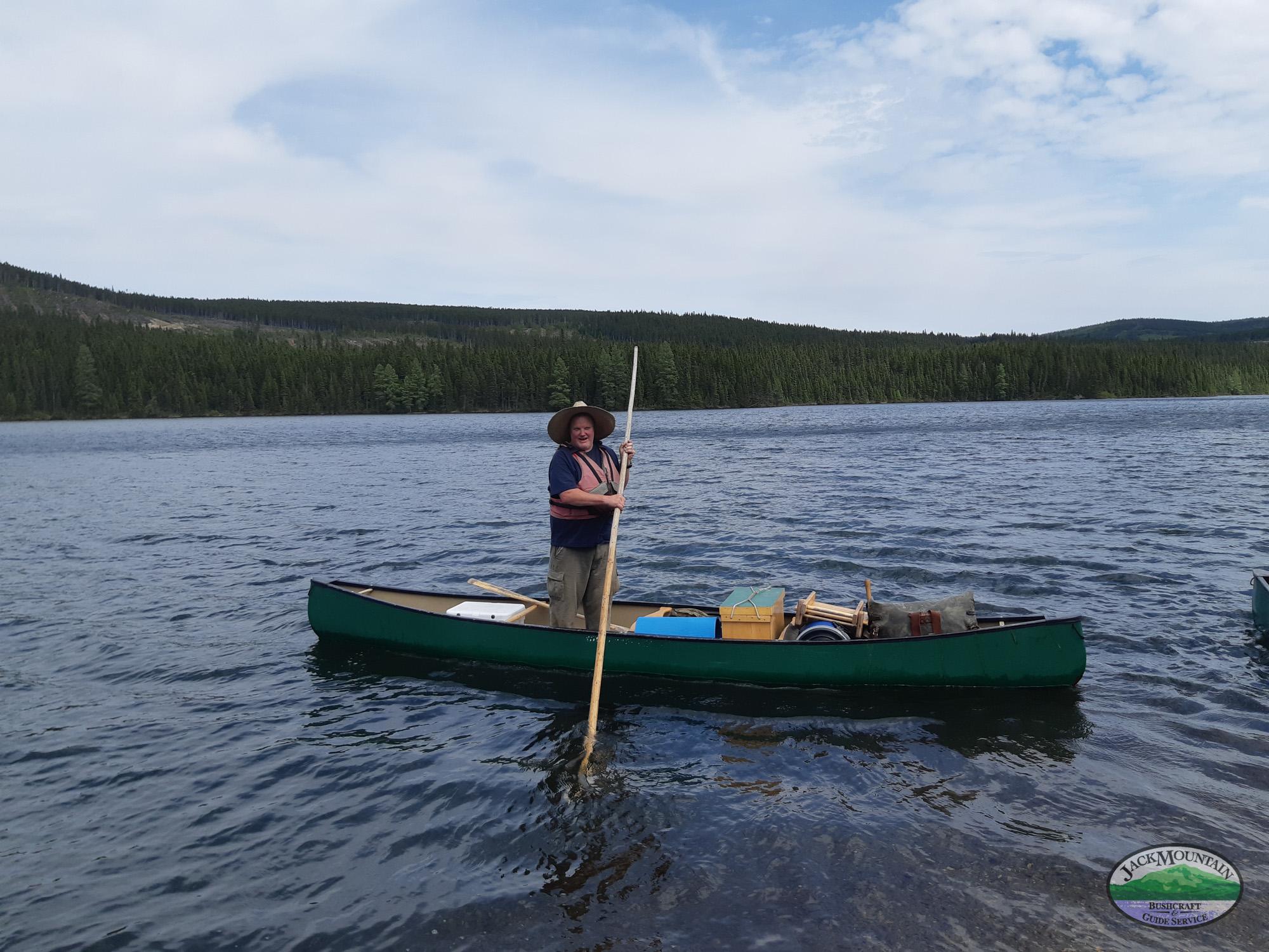 Wilderness Bushcraft Semester Fall 2018 Final Trip