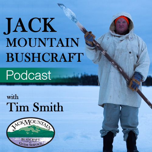Jack Mountain Bushcraft Podcast Image