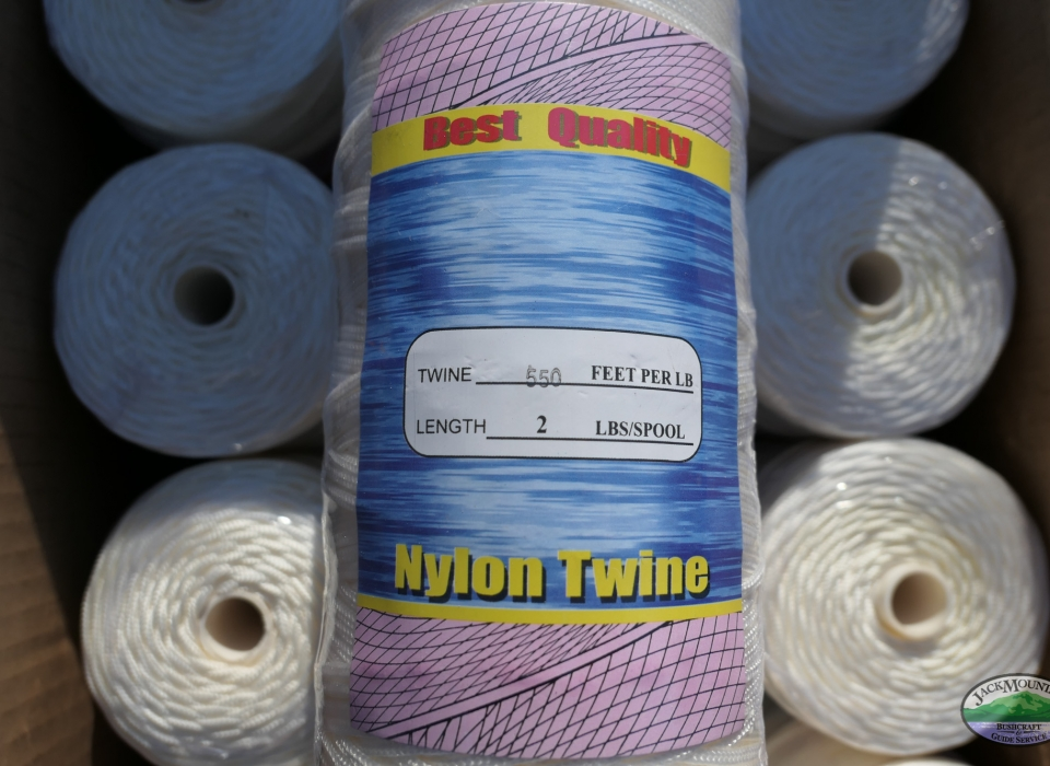 Need Cordage For Bushcraft, Survival & Outdoor Living? Look To The Commercial Fishing Industry