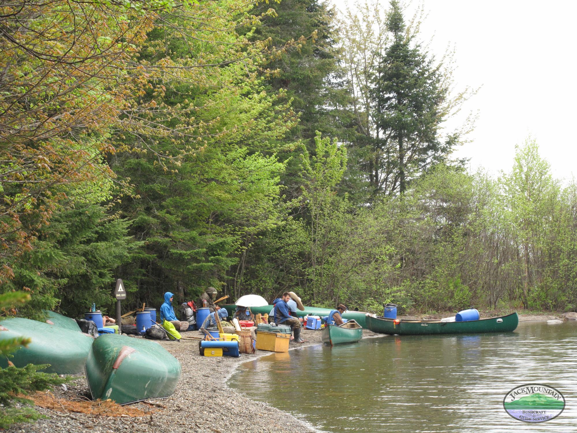Wilderness Bushcraft Semester And Journeyman Certification Checklist
