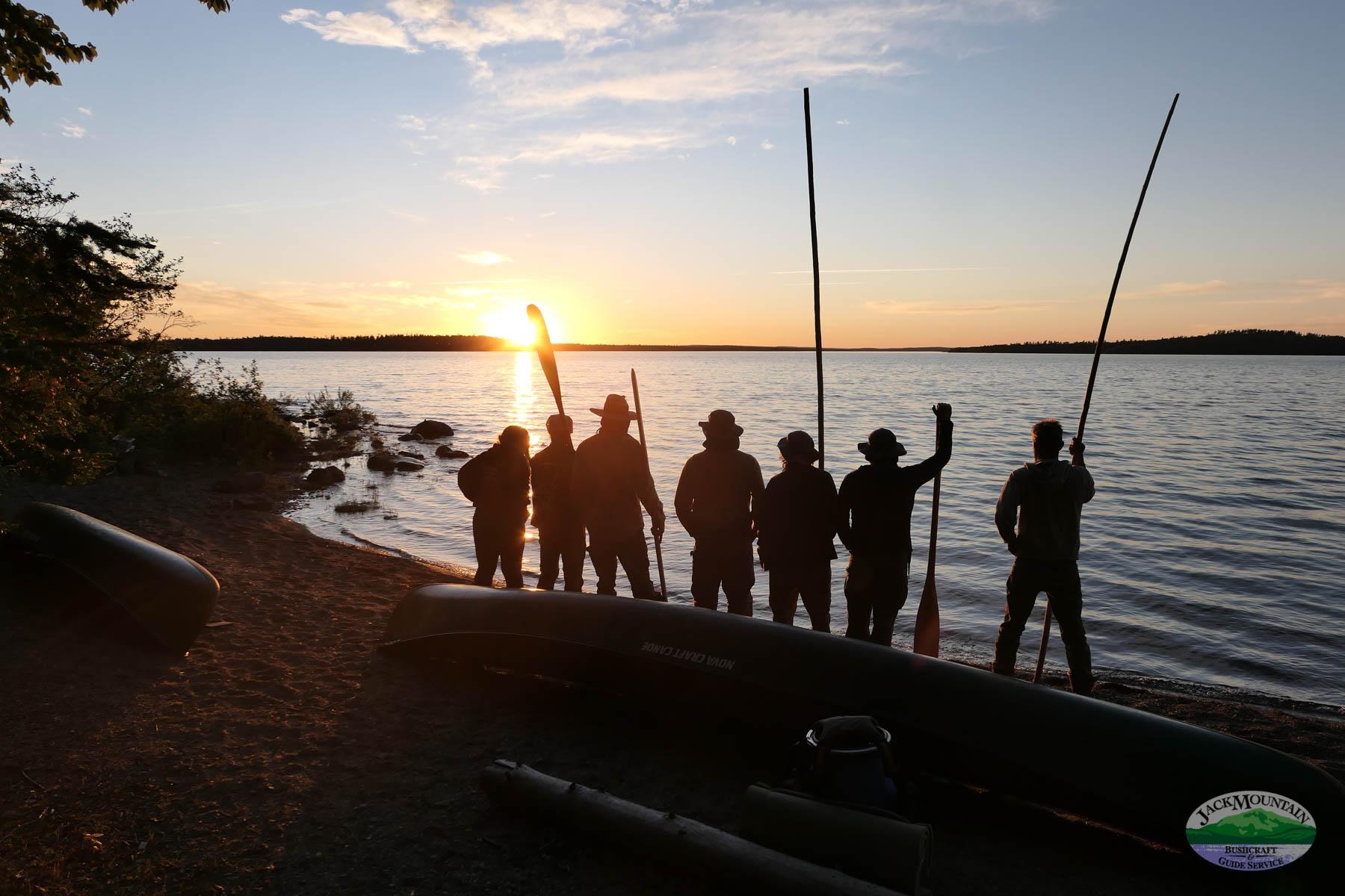 Allagash Canoe Trip Medical Evacuation | JMB Podcast Episode 88