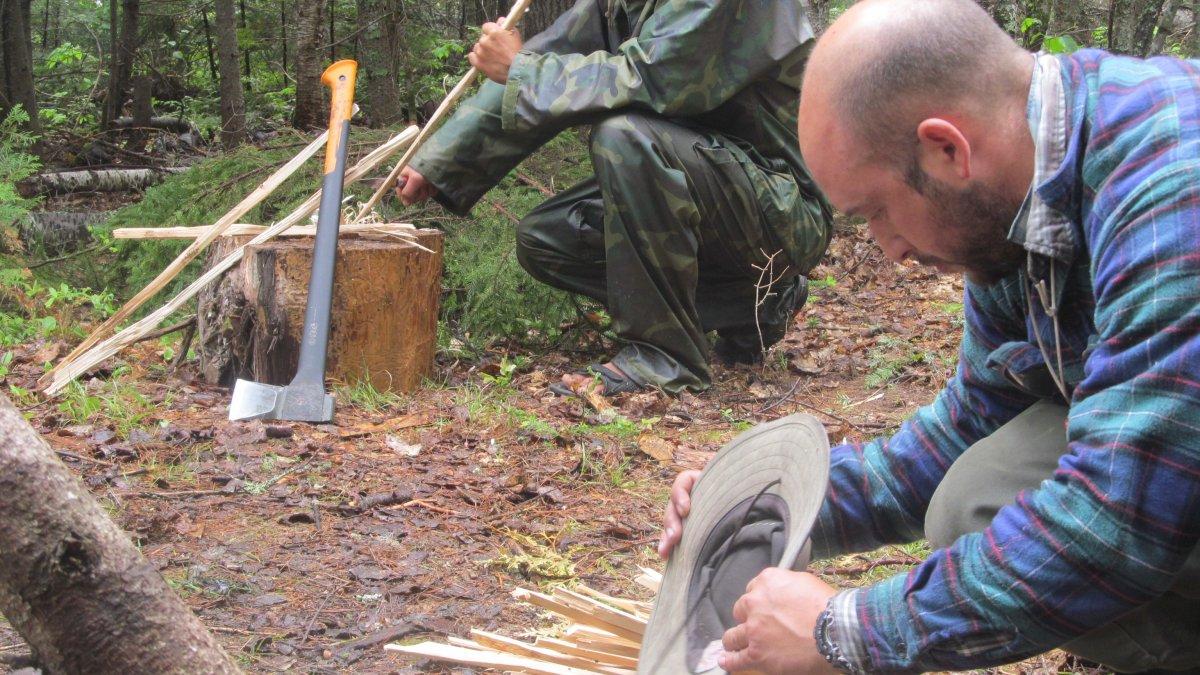 First Weekend Of The Friluftsliv Forest Program