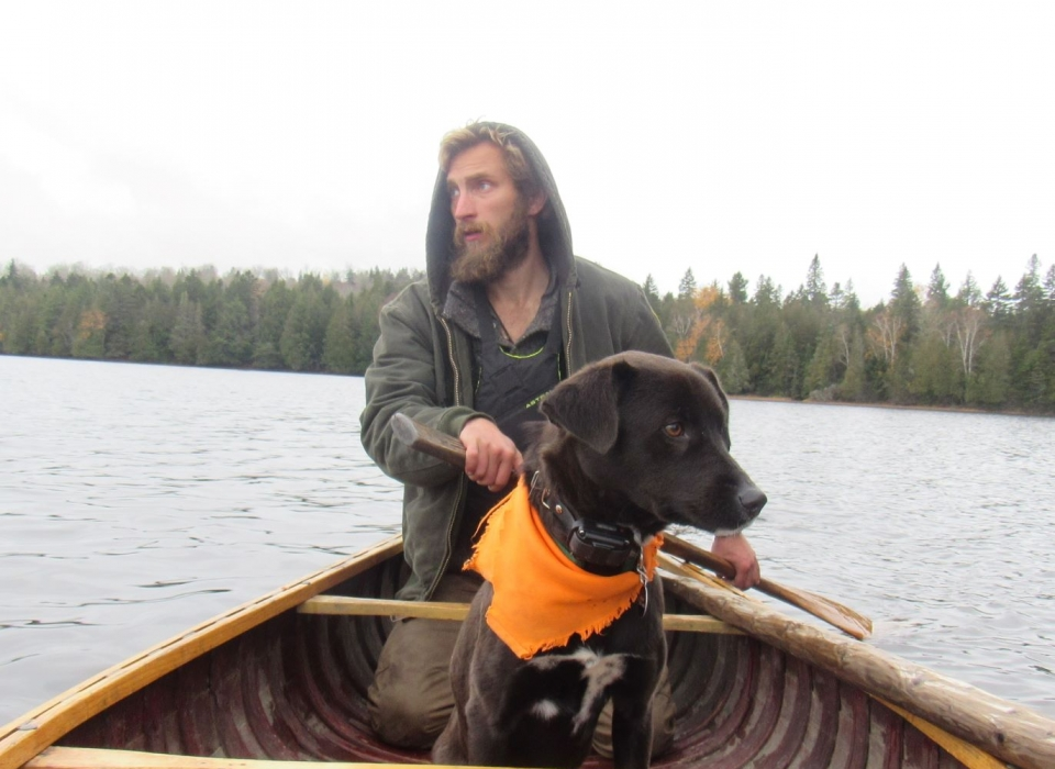 Solo's In The North Maine Woods On The Fall 2020 WBS