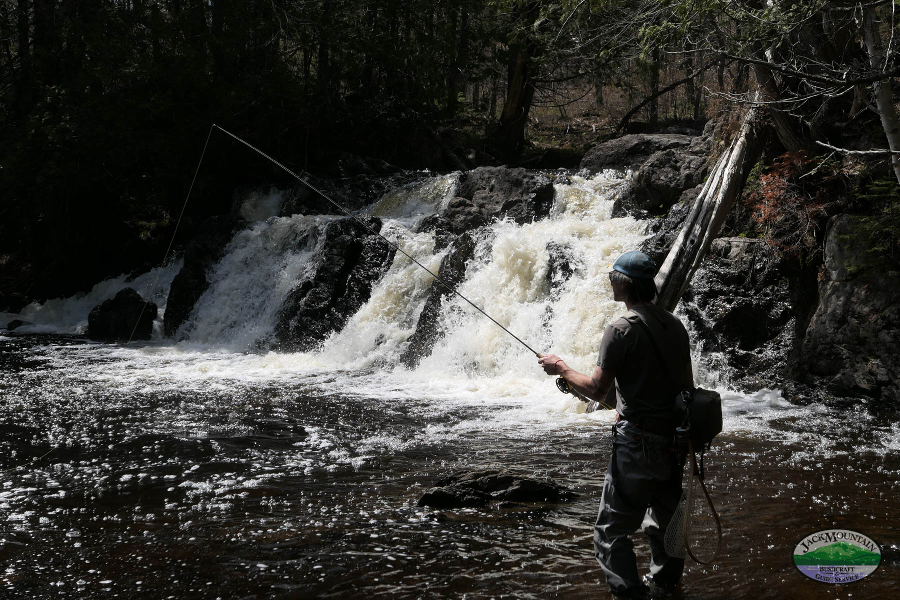 Spring Fly Fishing In Maine   JMB Podcast 105