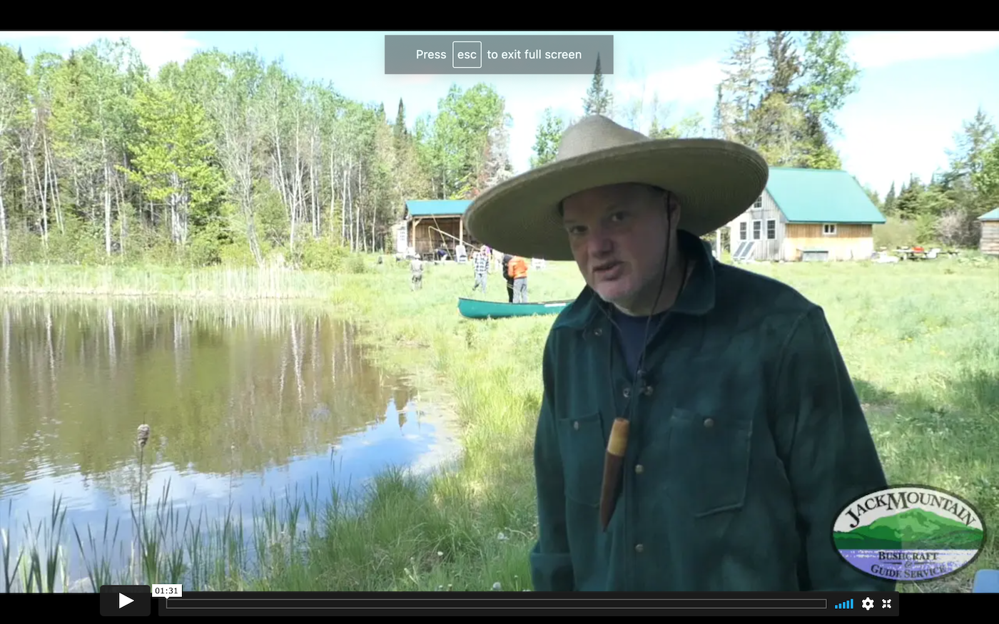 Fly Fishing Course Casting Practice   JMB Vlog 138