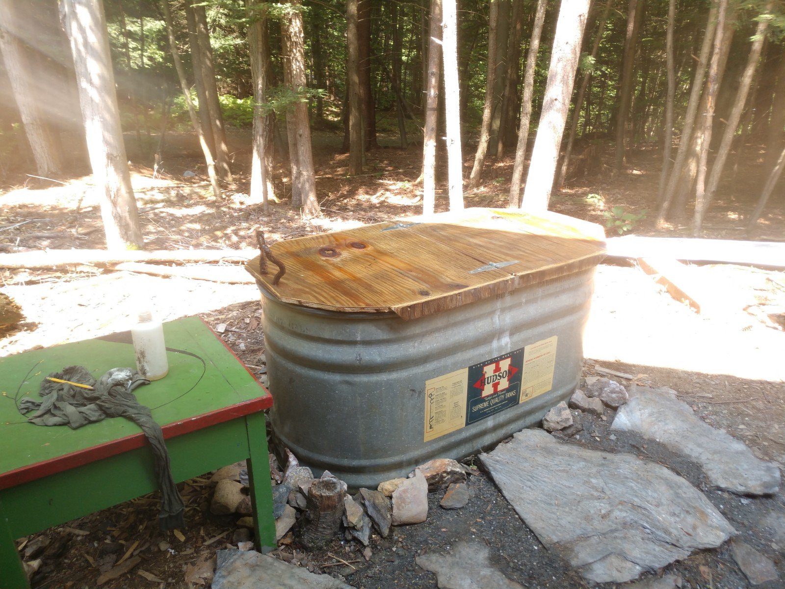 Gearing Up For Autumn Outdoor Programming And Doing Little Projects On The VT Homestead