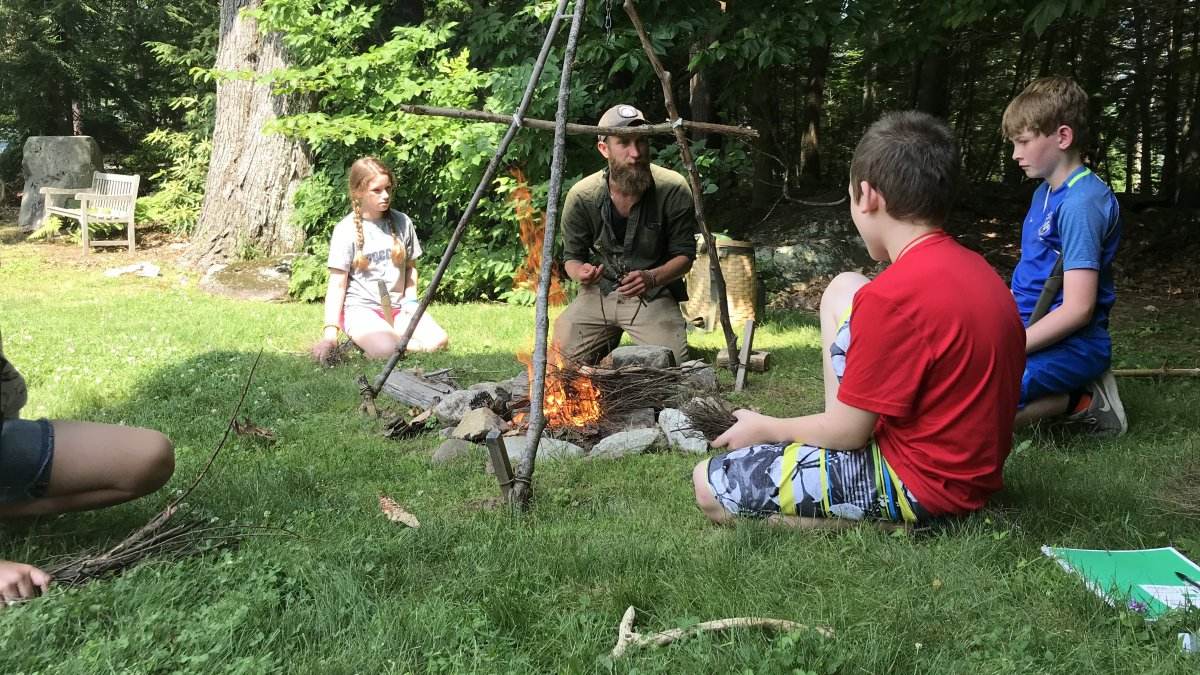 Family Bushcraft Week On The Schedule For 2021