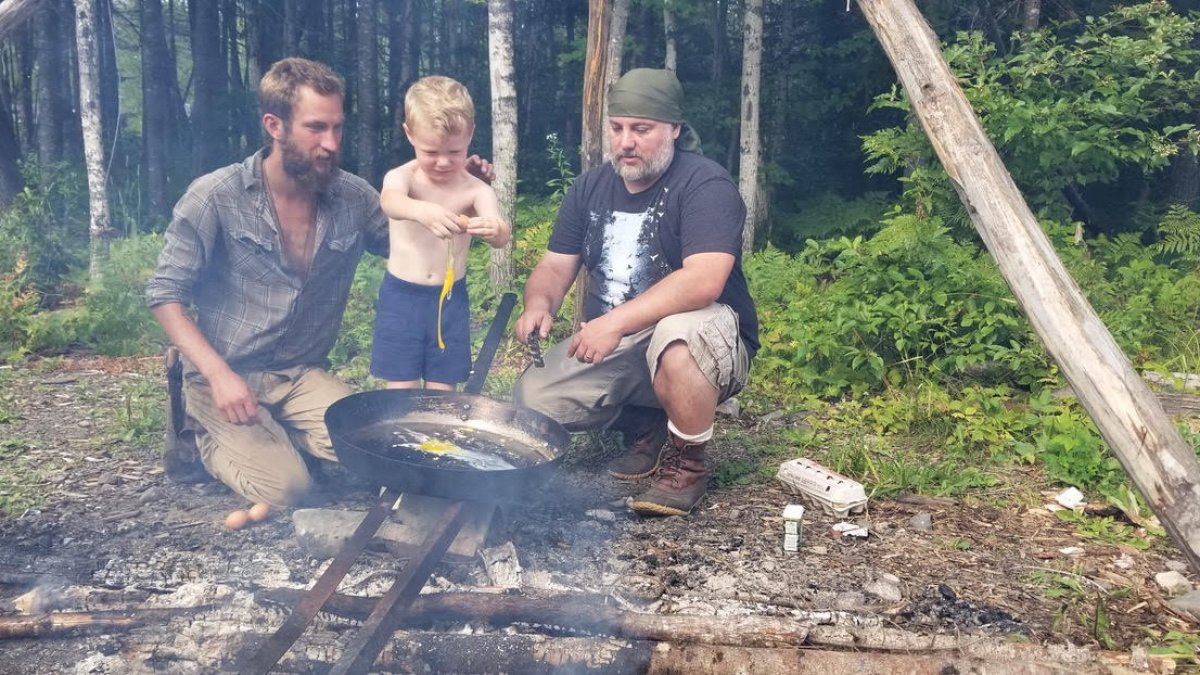 Both Family Bushcraft Week Sessions Full