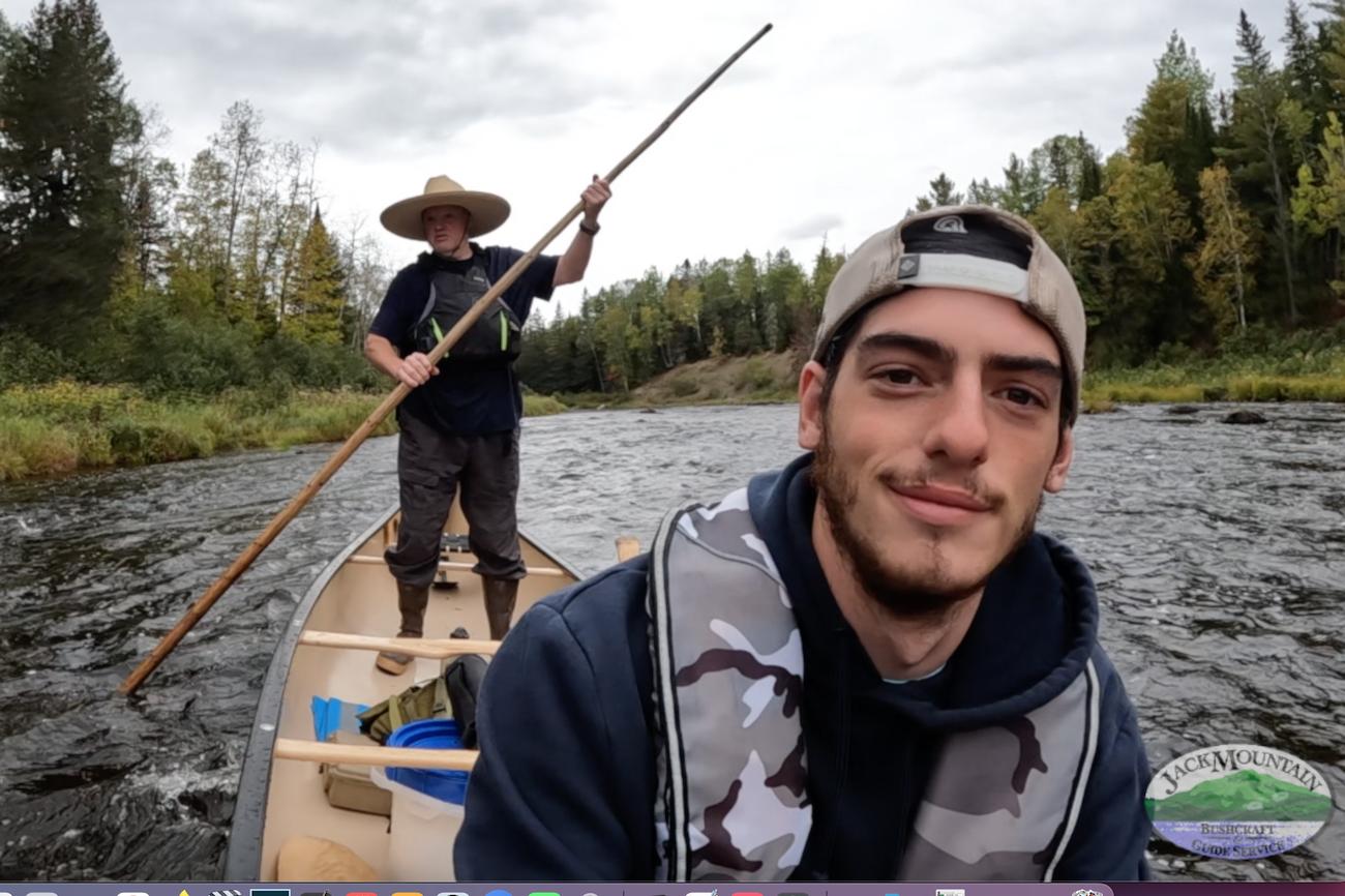 Canoe Poling Trip | JMB Vlog 145